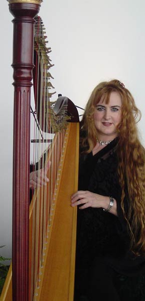Kim Michele on the Classical Harp